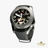 GIRARD PERREGAUX<BR>SEA HAWK II USA 71 CHALLENGER OF RECOR...