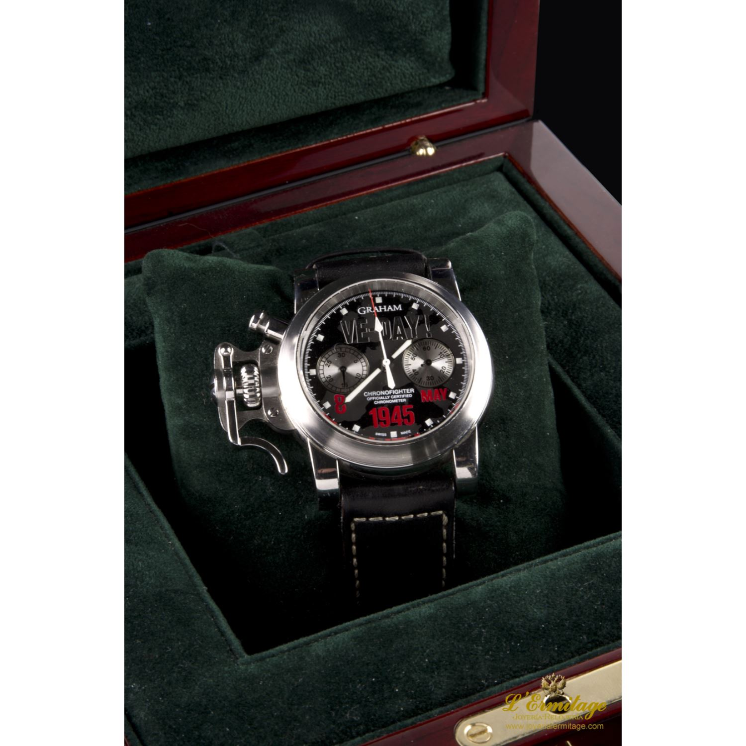 CHRONOFIGHTER VE-DAY LIMITED EDITION