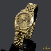ROLEX<BR>DATEJUST ORO JUBILE.