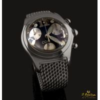 1BUBBLE CHRONO ACERO