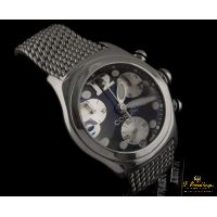 2BUBBLE CHRONO ACERO