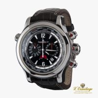JAEGER-LECOULTRE<BR>MASTER COMPRESSOR EXTREME WORLD CHRONO...