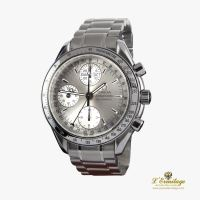 <BR>SPEEDMASTE TRIPLE DATE ACERO AUTOMATIC...