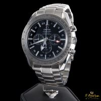 OMEGA<BR>SPEEDMASTER CO-AXIAL GMT CHRONOMETER