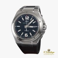 IWC<BR>INGENIEUR AUTOMATIC MISSION EARTH · ref.: IW323601