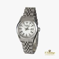 ROLEX<BR>OYSTER PERPETUAL DATE ACERO SEÑORA