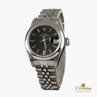 ROLEX<BR>OYSTER PERPETUAL DATE ACERO SEÑORA JUB...