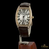 FRANCK MULLER<BR>COLOR DREAMS ORO AMARILLO Y DIAMANTES ... · ref.: 2852 QZ D 1R