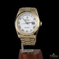ROLEX<BR>DAY-DATE ORO AMARILLO PRESIDENT 36MM