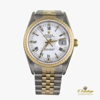 ROLEX<BR>OYSTER PERPETUAL DATE ACERO Y ORO JUBI...