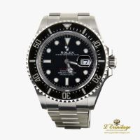 ROLEX<BR>SUBMARINER SEA-DWELLER CERÁMICO 43MM · ref.: 126600